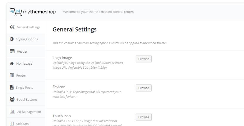 schema theme settings