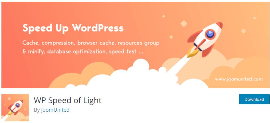 WP Speed of Light