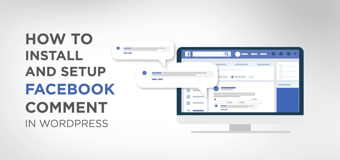 HOW TO INSTALL AND SETUP FACEBOOK COMMENT