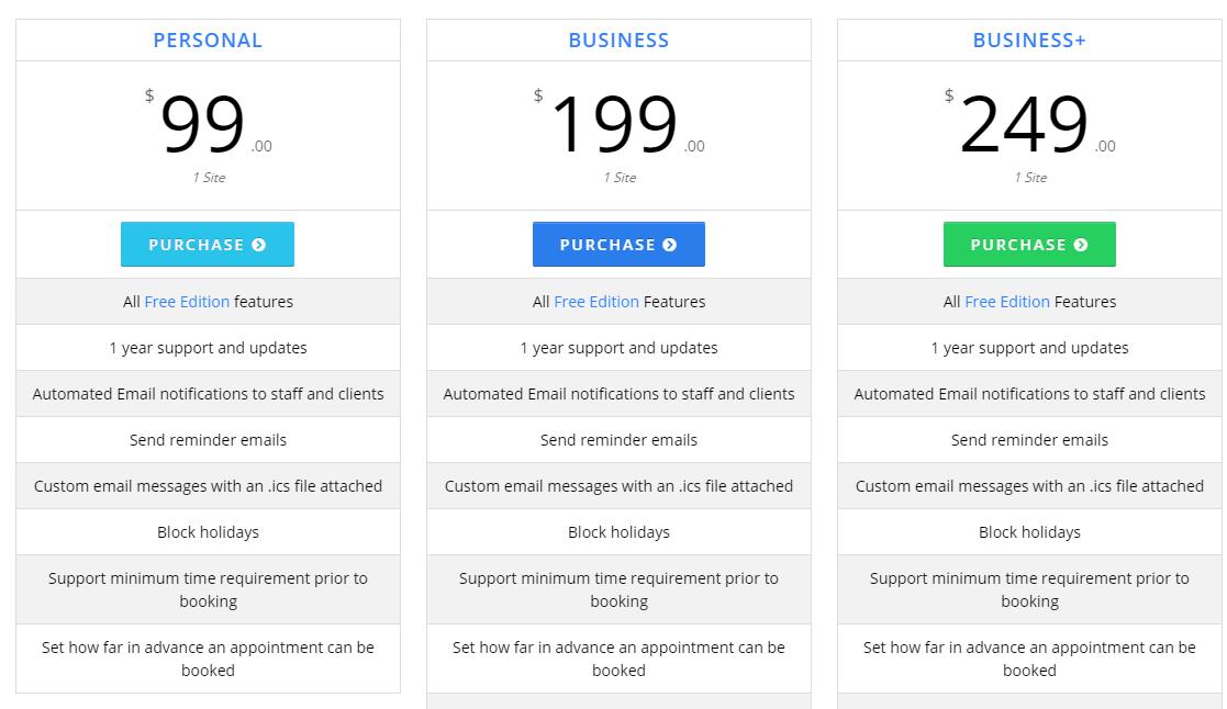 BirchPress pricing