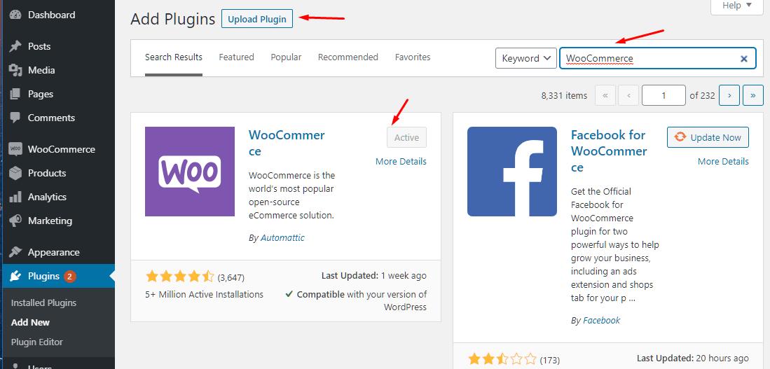 installing-woocommerce